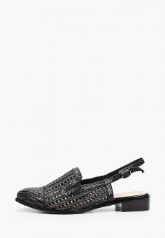 Туфли, Balex, цвет: черный. Артикул: BA003AWJBGK0. Обувь / Обувь с увеличенной полнотой