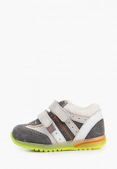 Кроссовки, Bartek, цвет: серый. Артикул: BA005ABILQG7.