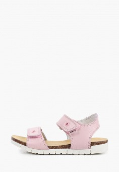 Сандалии, Bartek, цвет: розовый. Артикул: BA005AGILQH9.
