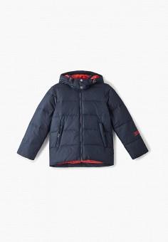 Пуховик, Baon, цвет: синий. Артикул: BA007EBGCHB0. Мальчикам / Одежда / Верхняя одежда / Куртки и пуховики
