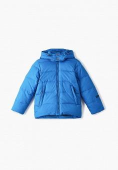 Пуховик, Baon, цвет: синий. Артикул: BA007EBGCHB1. Мальчикам / Одежда / Верхняя одежда / Куртки и пуховики