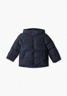 Пуховик, Baon, цвет: синий. Артикул: BA007EBKFZN2. Мальчикам / Одежда / Верхняя одежда / Куртки и пуховики