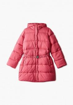 Пуховик, Baon, цвет: розовый. Артикул: BA007EGKFZM6. Девочкам / Одежда / Верхняя одежда / Куртки и пуховики