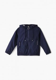 Ветровка, Baon, цвет: синий. Артикул: BA007EKIVXI1. Мальчикам / Одежда / Верхняя одежда