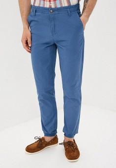 Чиносы, Baon, цвет: синий. Артикул: BA007EMFLYD0. Одежда / Брюки / Повседневные брюки