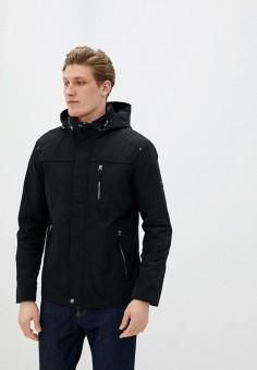 Куртка, Baon, цвет: черный. Артикул: BA007EMIYUJ3. Одежда / Верхняя одежда / Легкие куртки и ветровки
