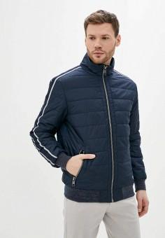 Куртка утепленная, Baon, цвет: синий. Артикул: BA007EMJDTI7. Одежда