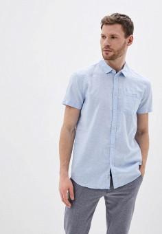 Рубашка, Baon, цвет: голубой. Артикул: BA007EMJDTK9.