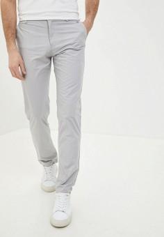 Брюки, Baon, цвет: серый. Артикул: BA007EMJDTN1. Одежда / Брюки / Повседневные брюки