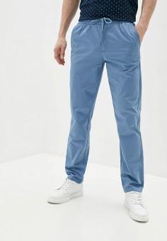 Брюки, Baon, цвет: голубой. Артикул: BA007EMJDTN4. Одежда / Брюки / Повседневные брюки