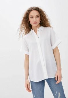 Блуза, Baon, цвет: белый. Артикул: BA007EWIHEH9.
