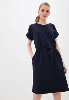 Платье, Baon, цвет: синий. Артикул: BA007EWIHGG3.