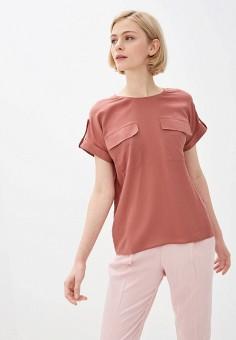 Блуза, Baon, цвет: розовый. Артикул: BA007EWIRZE0.