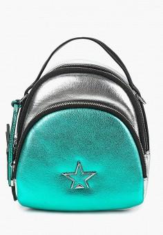Рюкзак, Baggini, цвет: мультиколор. Артикул: BA039BWEDNN0. Аксессуары / Рюкзаки