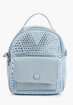 Рюкзак, Baggini, цвет: голубой. Артикул: BA039BWIMXH6. Аксессуары / Рюкзаки / Рюкзаки