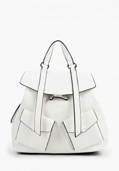 Рюкзак, Baggini, цвет: белый. Артикул: BA039BWIMXO9. Аксессуары / Рюкзаки / Рюкзаки