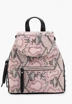 Рюкзак, Baggini, цвет: розовый. Артикул: BA039BWIMXS7. Аксессуары / Рюкзаки