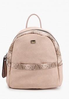 Рюкзак, Baggini, цвет: розовый. Артикул: BA039BWIMXT0. Аксессуары / Рюкзаки