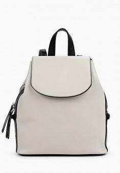 Рюкзак, Baggini, цвет: серый. Артикул: BA039BWIMYB2. Аксессуары / Рюкзаки