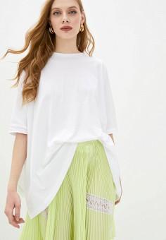 Туника, Barbara Bui, цвет: белый. Артикул: BA055EWIAAN8. Одежда / Туники