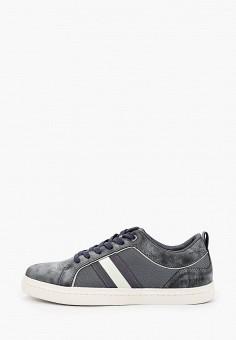 Кеды, Bata, цвет: серый. Артикул: BA060AMIVTE9. Обувь / Кроссовки и кеды / Кеды