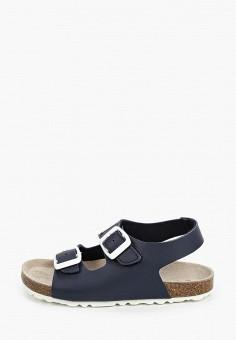 Сандалии, Barritos, цвет: синий. Артикул: BA065ABJDOY9. Мальчикам / Обувь