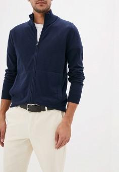Кардиган, Banana Republic, цвет: синий. Артикул: BA067EMFRJV2. Одежда / Джемперы, свитеры и кардиганы / Кардиганы