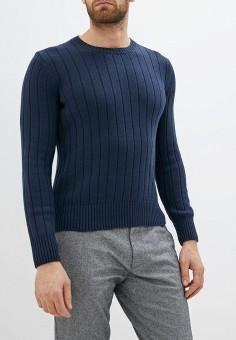 Джемпер, Banana Republic, цвет: синий. Артикул: BA067EMFRJX5. Одежда / Джемперы, свитеры и кардиганы / Джемперы и пуловеры