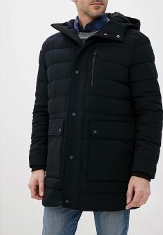 Куртка утепленная, Banana Republic, цвет: черный. Артикул: BA067EMGQZS6. Одежда / Верхняя одежда / Демисезонные куртки