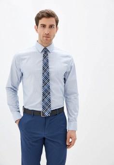 Рубашка, Banana Republic, цвет: голубой. Артикул: BA067EMIDBP6. Одежда / Рубашки / Рубашки с длинным рукавом