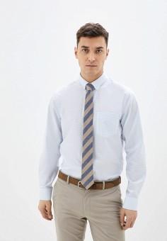 Рубашка, Banana Republic, цвет: голубой. Артикул: BA067EMIDBQ1. Одежда / Рубашки / Рубашки с длинным рукавом