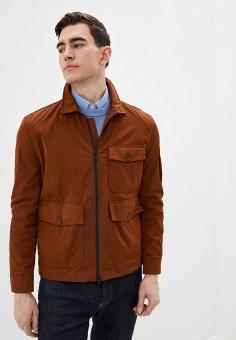 Куртка, Banana Republic, цвет: коричневый. Артикул: BA067EMIDDD5.