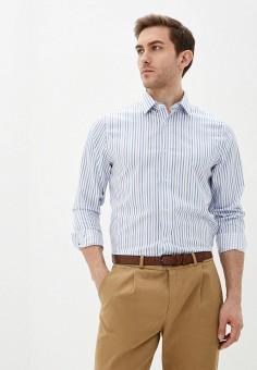 Рубашка, Banana Republic, цвет: белый. Артикул: BA067EMIDDJ1. Одежда / Рубашки
