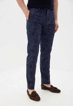 Брюки, Banana Republic, цвет: синий. Артикул: BA067EMIDDK6. Одежда / Брюки / Повседневные брюки