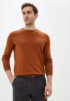 Джемпер, Banana Republic, цвет: коричневый. Артикул: BA067EMJHVL3. Одежда / Джемперы, свитеры и кардиганы / Джемперы и пуловеры