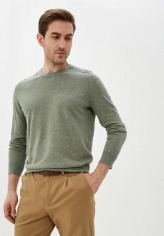 Джемпер, Banana Republic, цвет: зеленый. Артикул: BA067EMJHVL4. Одежда / Джемперы, свитеры и кардиганы / Джемперы и пуловеры