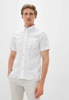 Рубашка, Banana Republic, цвет: белый. Артикул: BA067EMJHVN6.