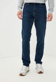 Джинсы, Banana Republic, цвет: синий. Артикул: BA067EMJWYI2. Одежда / Джинсы / Зауженные джинсы