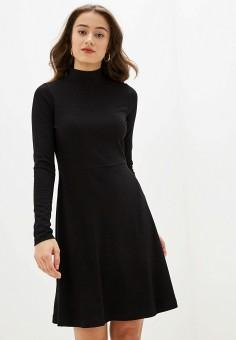 Платье, Banana Republic, цвет: черный. Артикул: BA067EWFZQC6.