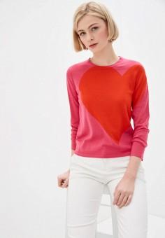 Джемпер, Banana Republic, цвет: розовый. Артикул: BA067EWIDFU4.