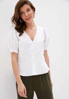 Блуза, Banana Republic, цвет: белый. Артикул: BA067EWIDFX2.