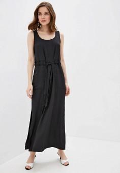 Платье, Banana Republic, цвет: черный. Артикул: BA067EWIDGH8.