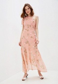 Платье, Banana Republic, цвет: розовый. Артикул: BA067EWJHVT1.