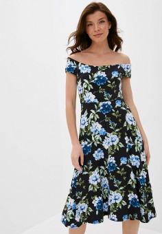 Платье, Banana Republic, цвет: черный. Артикул: BA067EWJHVU3.