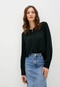 Блуза, Banana Republic, цвет: черный. Артикул: BA067EWKBGS1.
