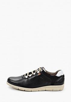Ботинки, Baerchi, цвет: черный. Артикул: BA072AMGLY90. Обувь / Ботинки / Низкие ботинки