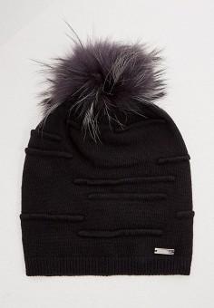 Шапка, Baldinini, цвет: черный. Артикул: BA097CWFKVM5.