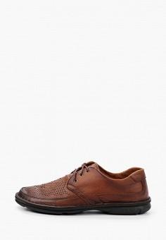 Ботинки, Baden, цвет: коричневый. Артикул: BA993AMJATZ4. Обувь / Ботинки / Низкие ботинки