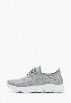 Кроссовки, Baden, цвет: серый. Артикул: BA993AWDOJR5. Обувь / Обувь с увеличенной полнотой