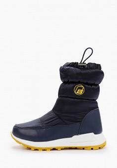 Дутики, Baden, цвет: синий. Артикул: BA993AWFSUQ5. Обувь / Сапоги / Дутики
